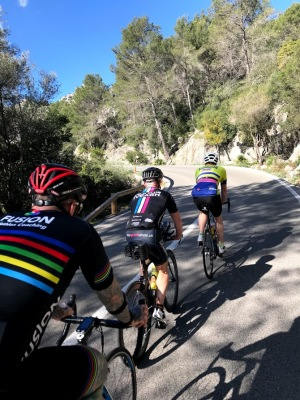 Majorca training camp